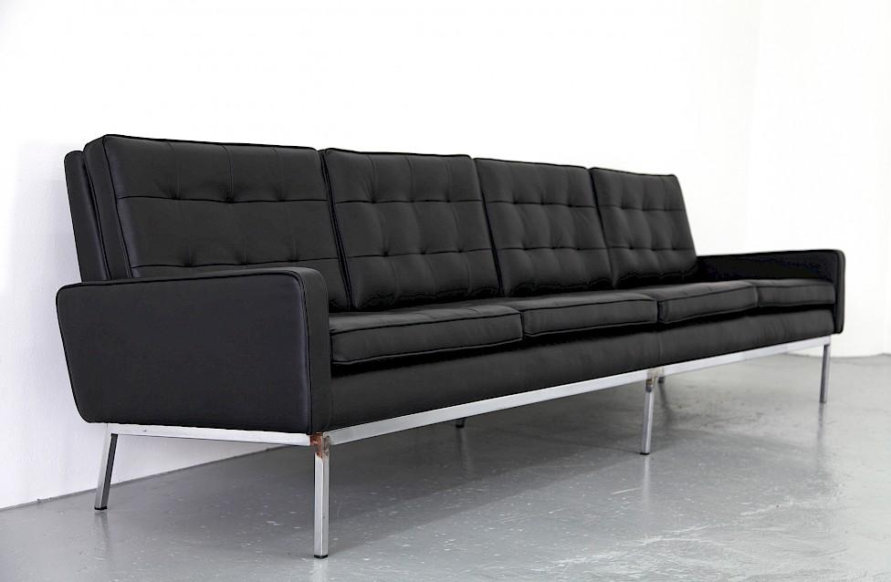 Vier Sitzer Sofa Von Florence Knoll Adore Modern