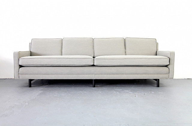 Four-seater Sofa by Paul McCobb