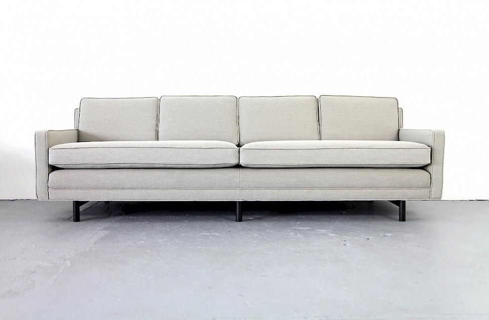 Four-seater Sofa by Paul McCobb