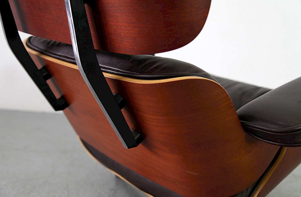 ray charles eames kirschholz lounge chair - Eames Lounge Stuhl Abmessungen