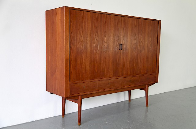 Danish Modern Teak Highboard by Arne Vodder produced by Sibast - Made in Denmark_Gallery