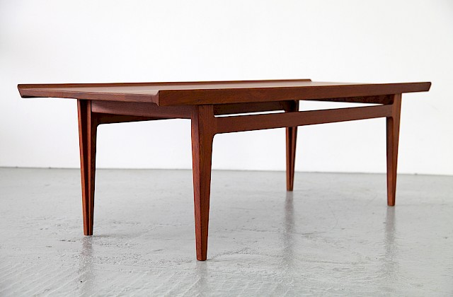 Teak Finn Juhl Coffe Table / Couchtisch  Model 531 from 1959 by France and Søn - Made in Denmark_Gallery