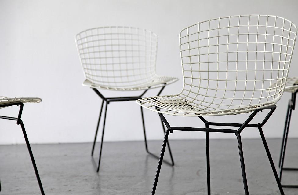 Harry Bertoia Wire Chairs 420C