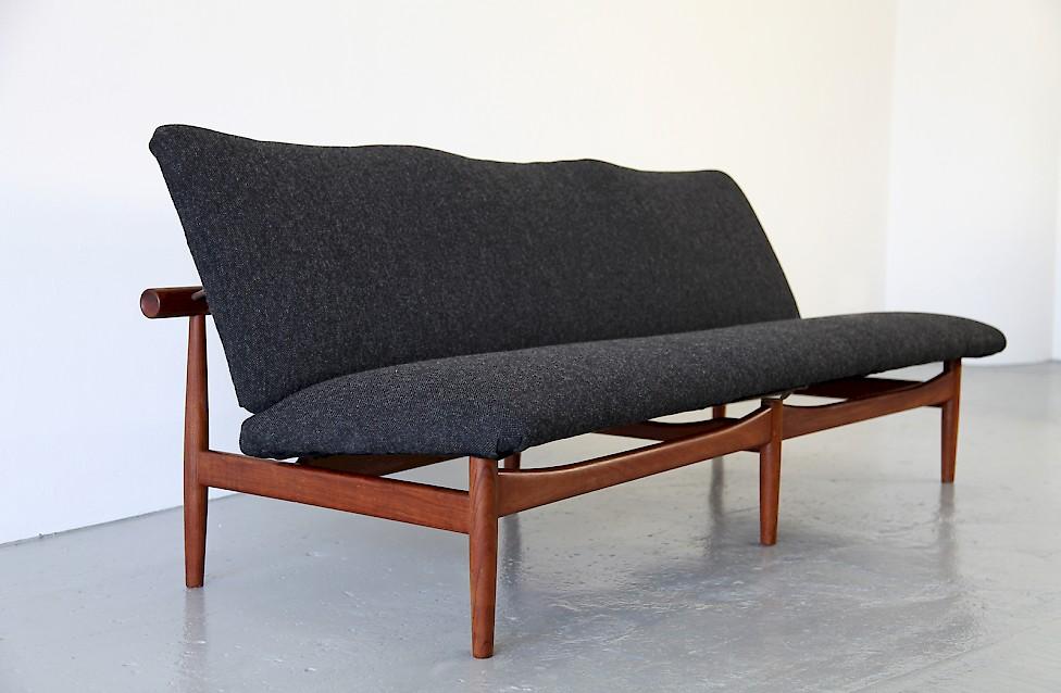finn juhl japan sofa model 137 adore modern. Black Bedroom Furniture Sets. Home Design Ideas