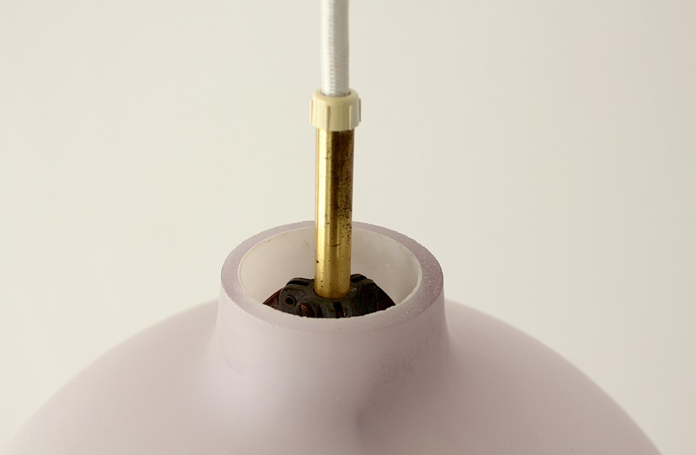 Vilhelm wohlert satellit pendant lamp adore modern danish modern glass satellit pendant lamp by vilhelm wohlert for louis poulsen made mozeypictures Images
