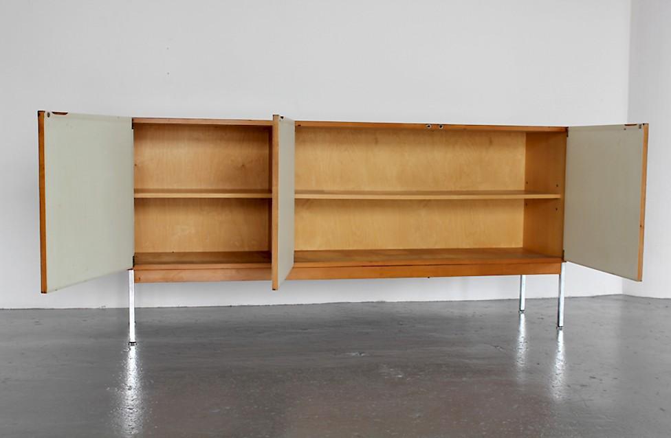 antoine philippon jacqueline lecoq sideboard von 1958. Black Bedroom Furniture Sets. Home Design Ideas