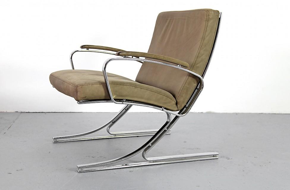 leder sessel berlin von meinhard von gerkan adore modern. Black Bedroom Furniture Sets. Home Design Ideas