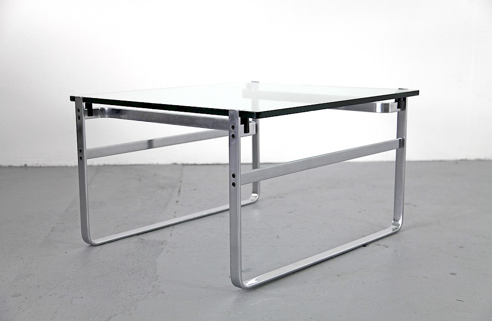 Glass Coffee Table 700 By P Fabricius Adore Modern