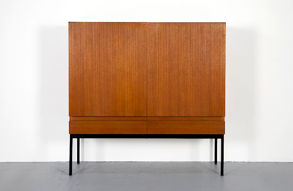 Teak Highboard B60 by Dieter Waeckerlin
