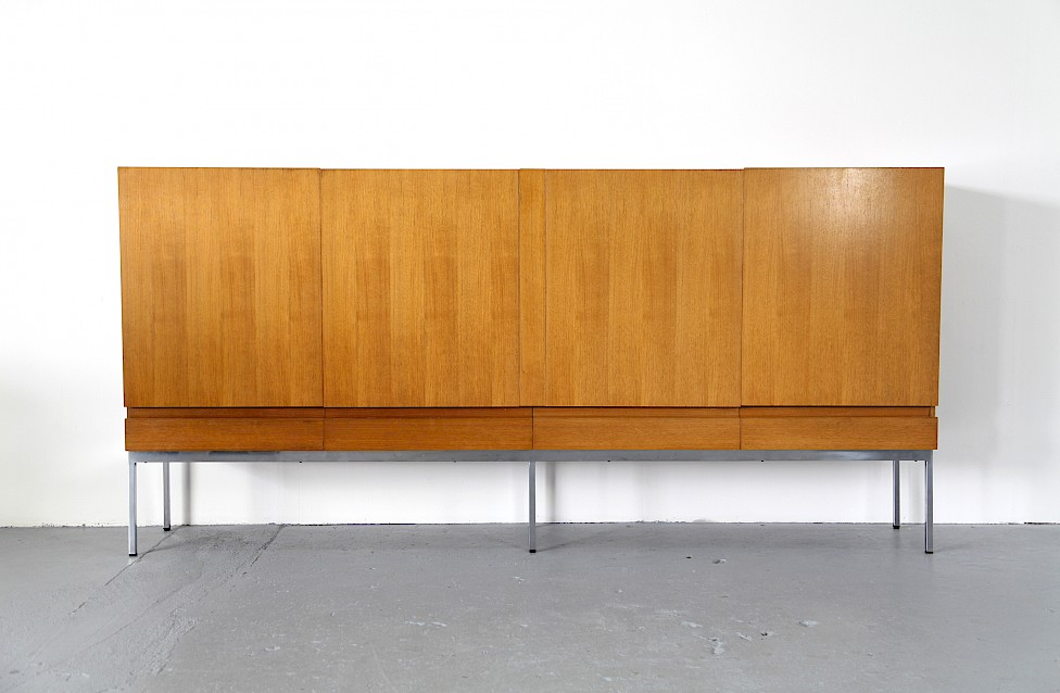 B60 Sideboard / Higboard by Dieter Waeckerlin für Behr Moebel - Made in Germany_Gallery