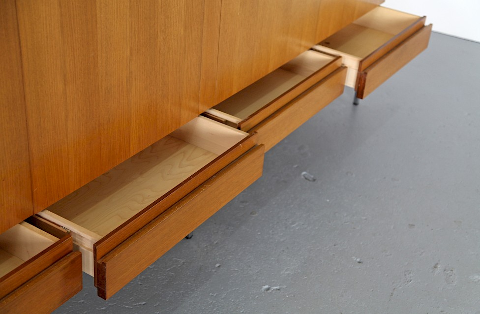 B60 Sideboard / Higboard by Dieter Waeckerlin für Behr Moebel - Made in Germany_10