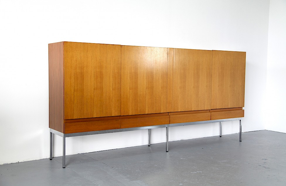 B60 Sideboard / Higboard by Dieter Waeckerlin für Behr Moebel - Made in Germany_2