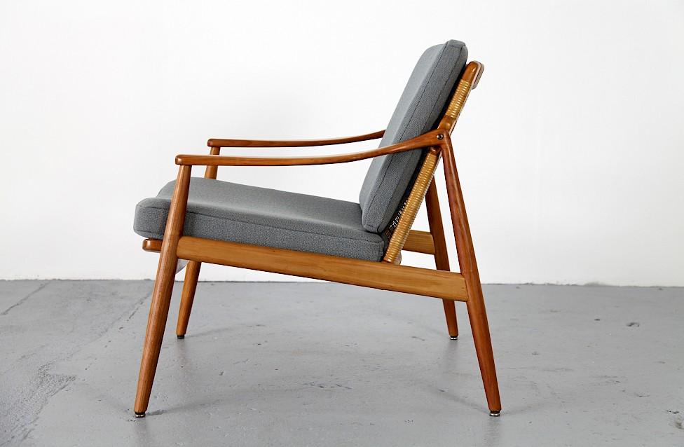 Hartmut Lohmeyer Easy Chair no 2 Adore Modern