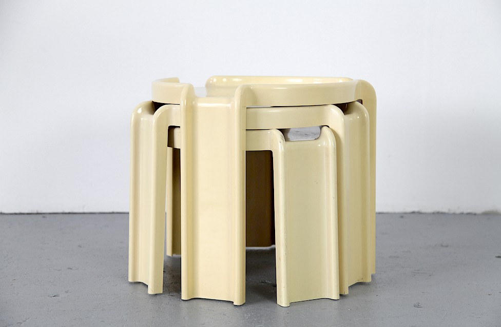 Giotto Stoppino Nesting Tables Adore Modern