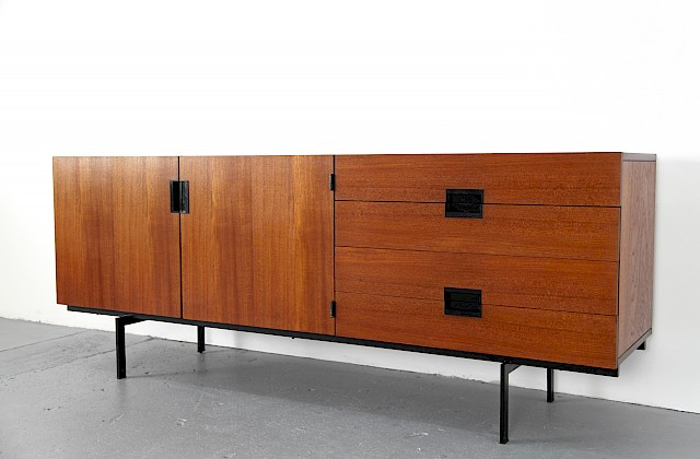 "Teakholz Sideboard ""Japanese Series"" by Cees Braakman for Pastoe - Made in Netherlands_Gallery"