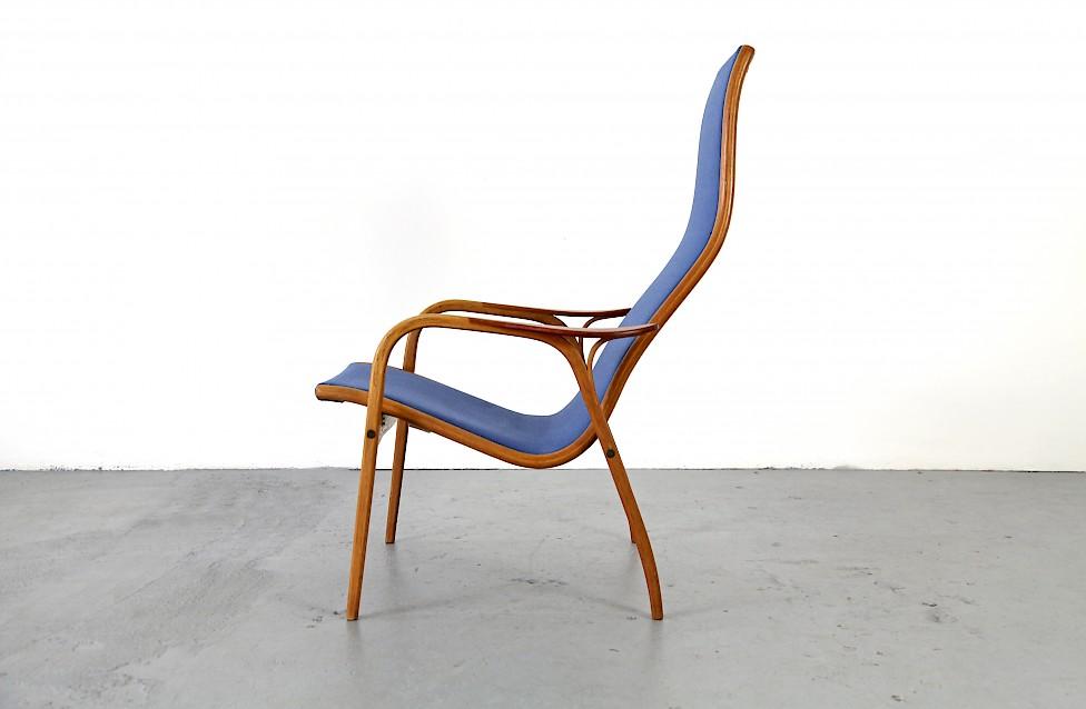 """Plywood Lounge Chair Oak & Teak Lounge Chair """"Lamino"""" by Yngve Ekström - Adore ..."""