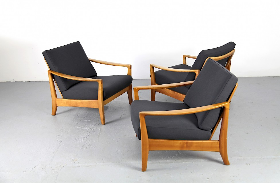 mid century modern sessel aus den 1950er jahren nr 1 adore modern. Black Bedroom Furniture Sets. Home Design Ideas
