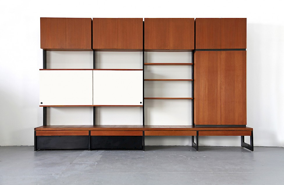 dieter rams modular shelving system adore modern. Black Bedroom Furniture Sets. Home Design Ideas