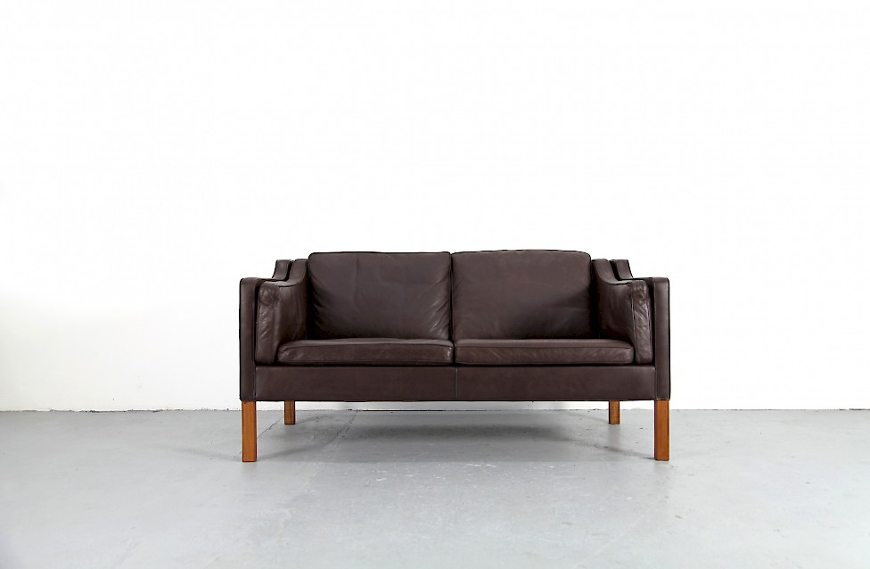 Danish Design Classic Sofa by Børge Mogensen for Fredericia ...