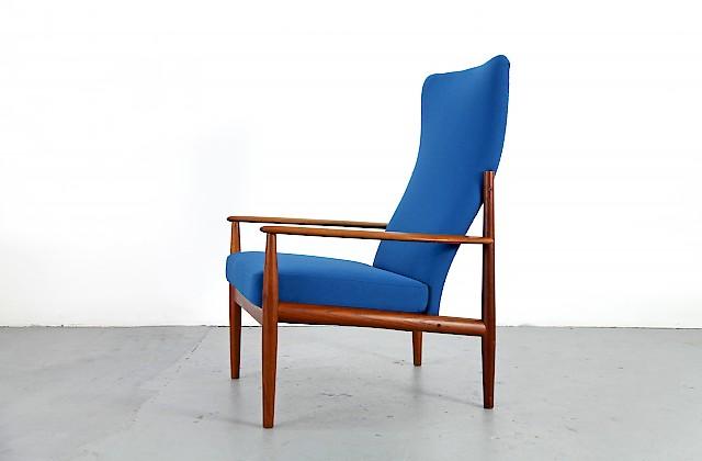 teak sessel von grete jalk adore modern. Black Bedroom Furniture Sets. Home Design Ideas