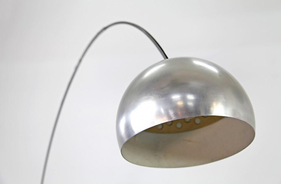 Arco Floor Lamp By Achille Castiglioni For Flos Adore Modern