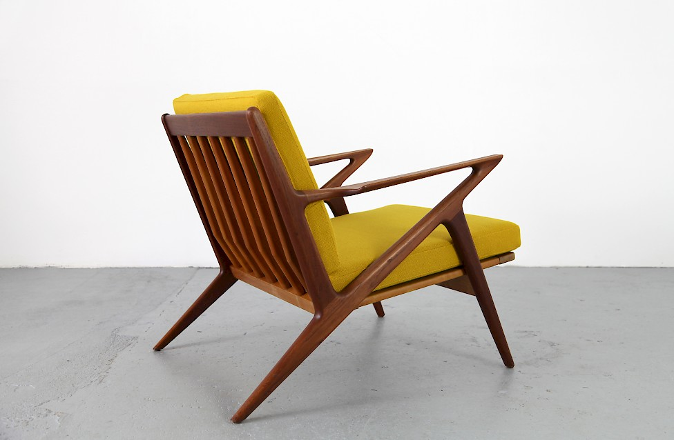 Quot Z Chair Quot By Poul Jensen For Haslev No 2 Adore Modern