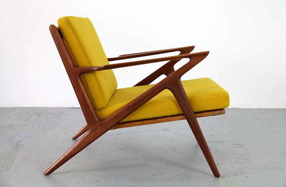 Z Chair By Poul Jensen For Haslev