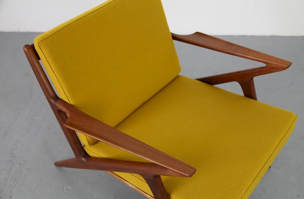 Z chair by poul jensen for haslev no 2 adore modern - Poul jensen z chair ...