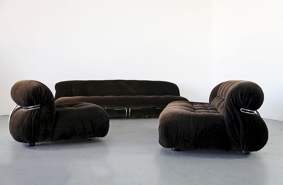 Quot Soriana Quot Two Seater By Cassina Italy Adore Modern