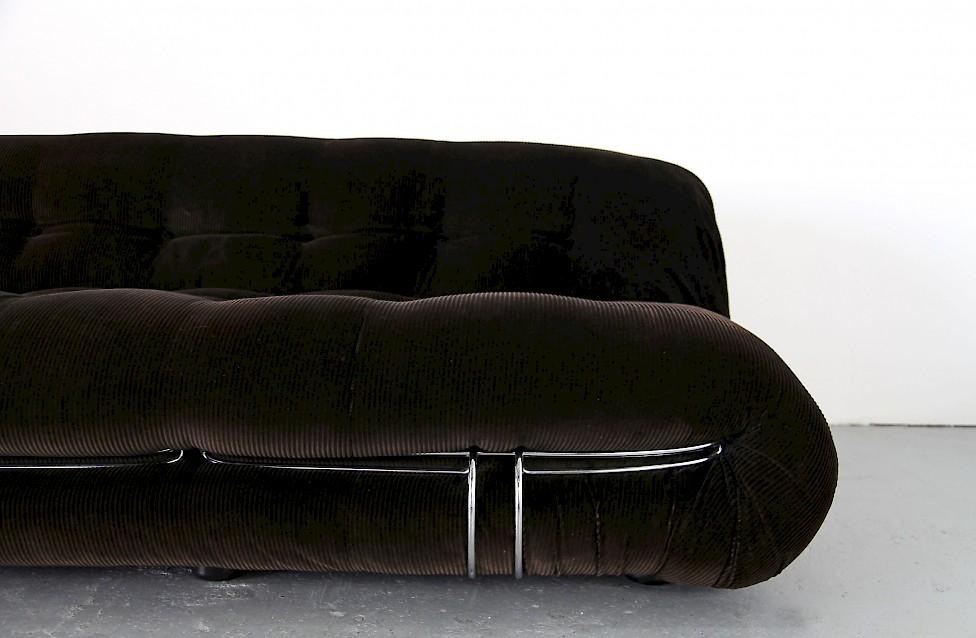 Quot Soriana Quot Dreisitzer Sofa Von Cassina Italien Adore Modern