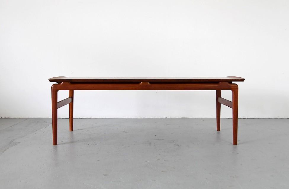teak coffee table france s n adore modern