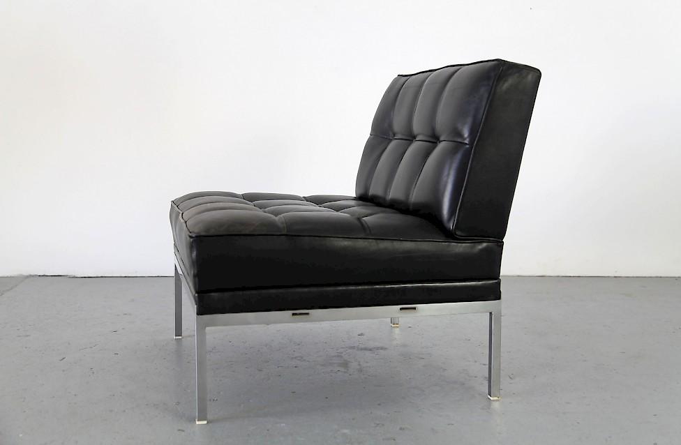 Echtleder Sessel. Simple Pong Mit Futeil With Echtleder