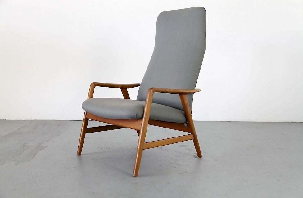 eiche hochlehner sessel kontour adore modern. Black Bedroom Furniture Sets. Home Design Ideas