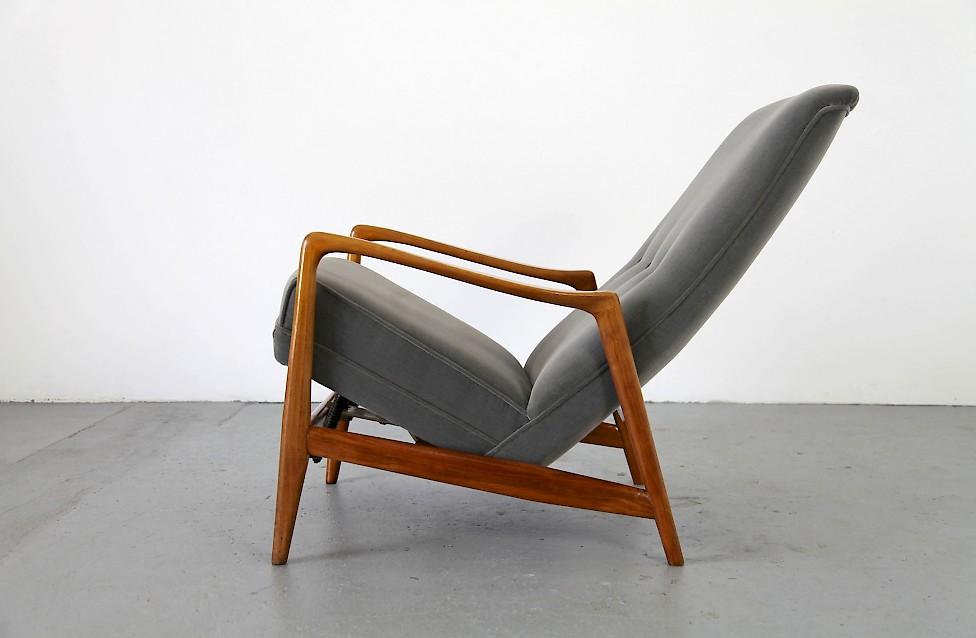 Italian Easy Chair By Gio Ponti Adore Modern