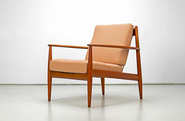 Early Easy Chair by Grete Jalk