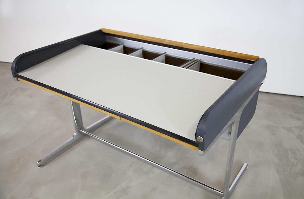 Wunderbar Action Office Desk By George Nelson