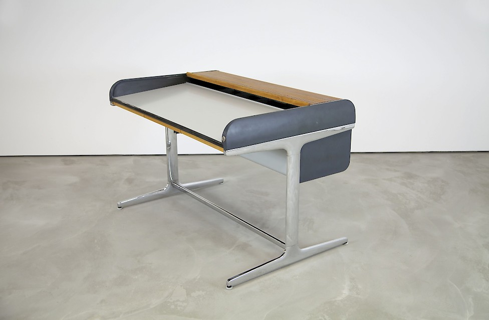 action office desk by george nelson herman miller - George Nelson Herman Miller Schreibtisch