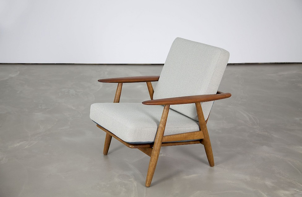 Quot Cigar Chair Quot By Hans J Wegner Adore Modern