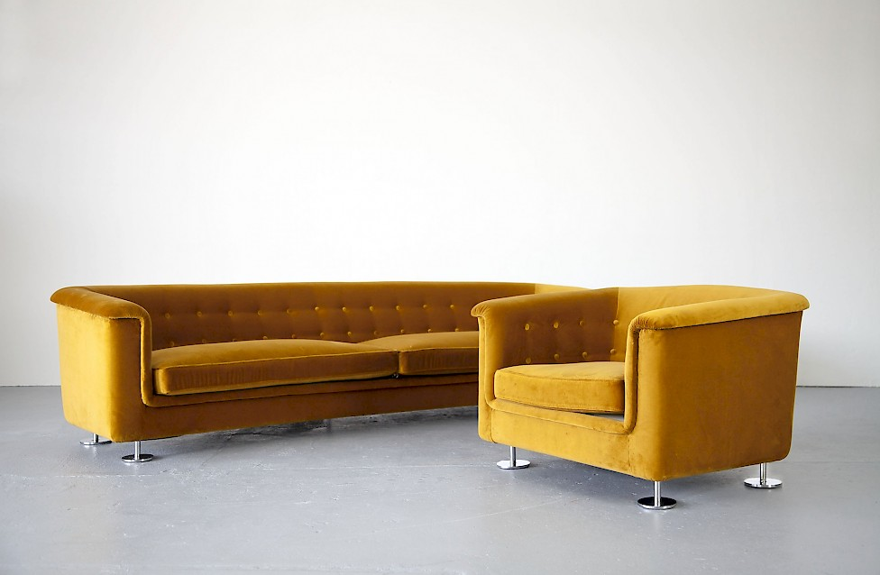 Seating Group by Hans Kaufeld