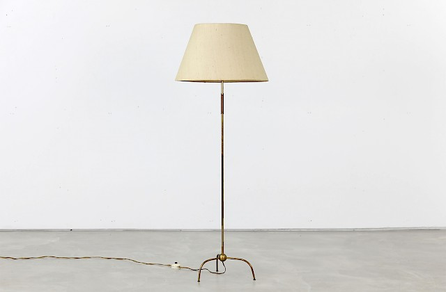 "Floor Lamp ""Dreifuss"" by Kalmar"