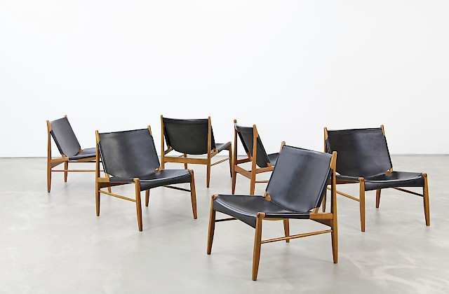 'Chimney' Chair by Franz Xaver Lutz