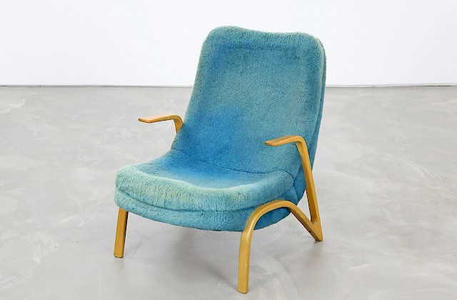 Lounge Chair von Paul Bode