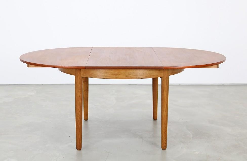 Esstisch modern oval  Hans Wegner Esstisch - Adore Modern