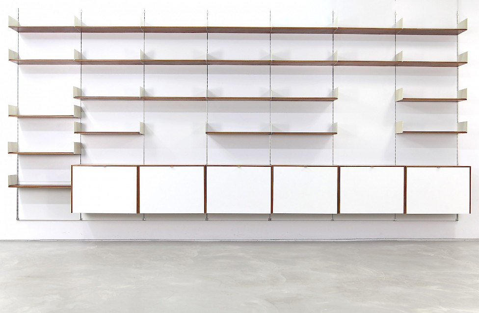 Large Wall Unit by Knoll International