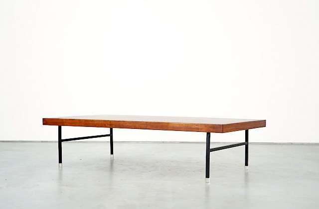 Large Teakwood Sofa Table