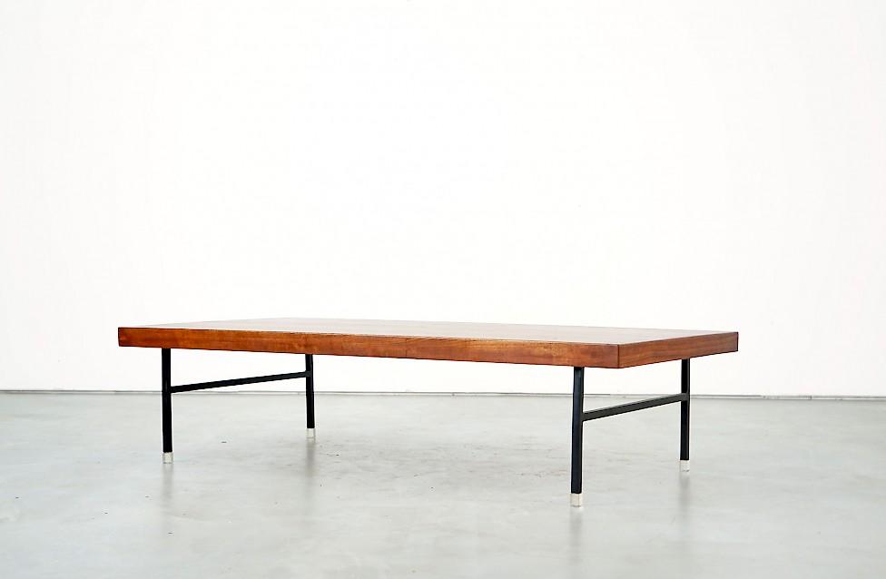 Large Teakwood Sofa Table