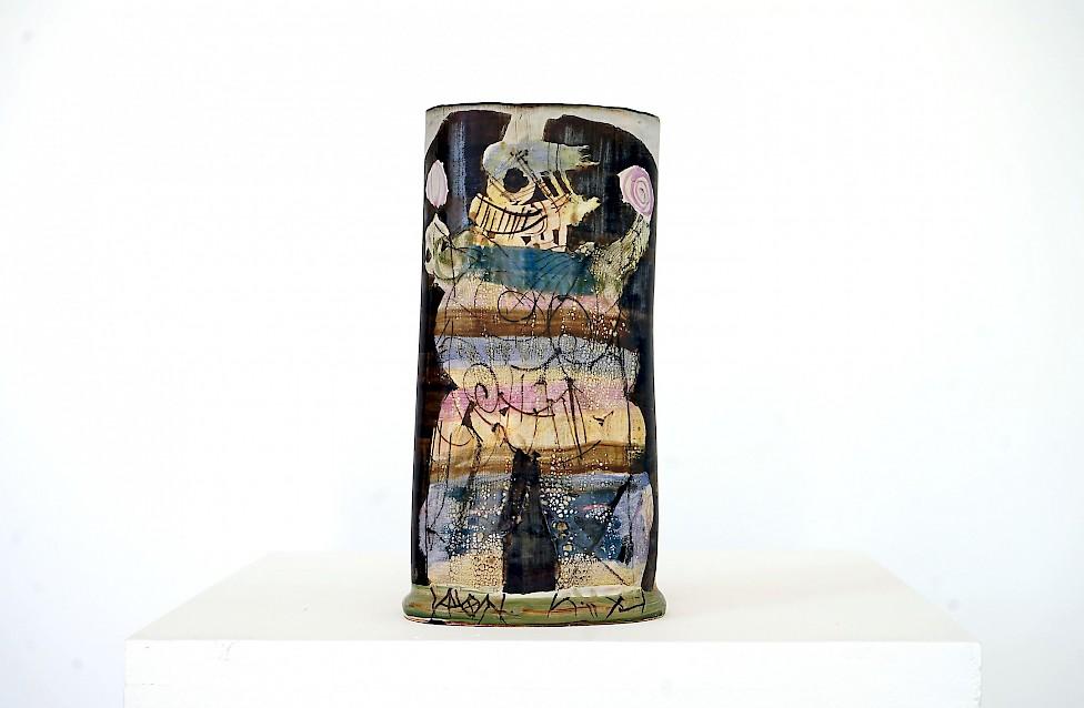 Gilbert Portanier / Ceramic Vase