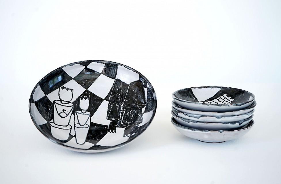 Gerhard Liebenthron / Plate Set