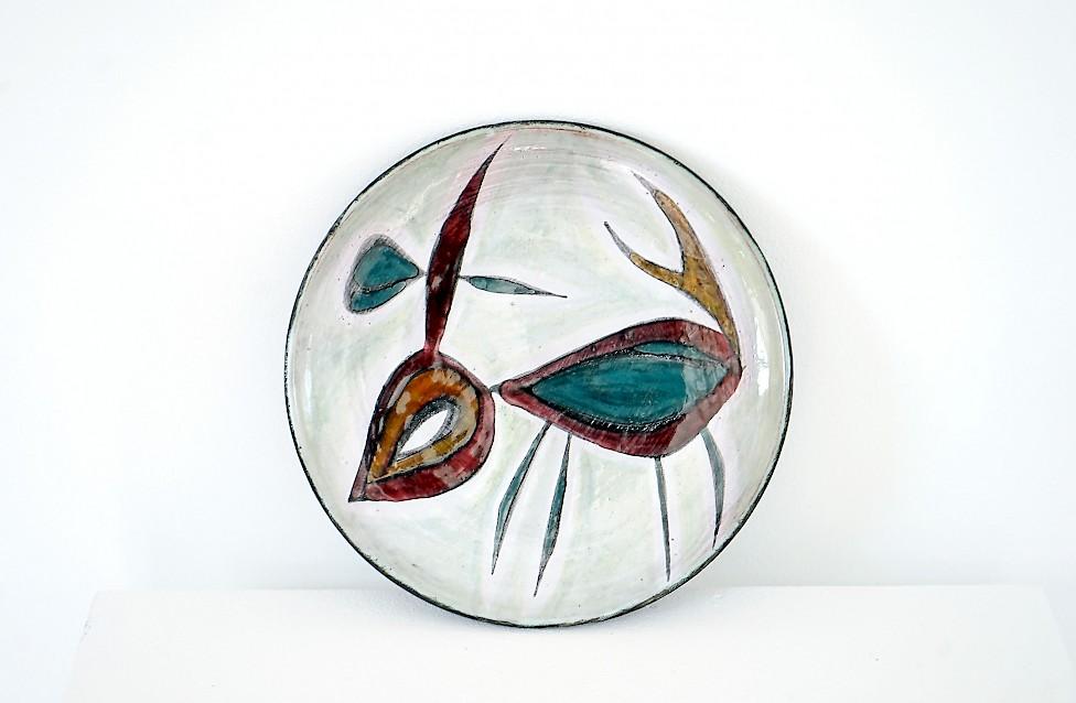 Jacques Poussine / Wall Plate