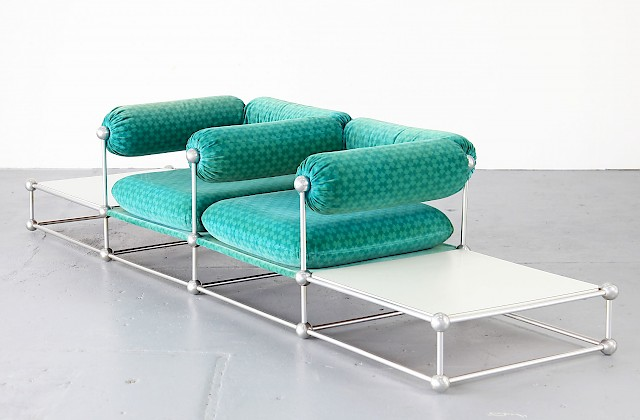 S420 Modular Seating Set by Verner Panton